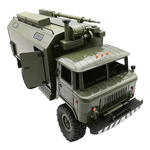 RC Fernspielzeug LKW 4WD, 2,4 GHz Hoher Geschwindigkeit, Robust Lange Akkulaufzeit, 15km / h, Draußen Spielzeug Auto, für Erwachsene und Kinder - Yves25Tate
