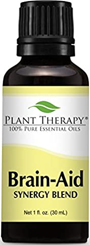 Brain Aid Synergy (for mental focus and clarity). Essential Oil