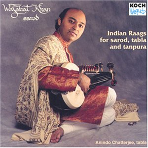 Indian Raags For Sarod, Tabla And Tanpura