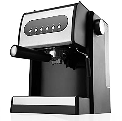 WSHWJ Household commercial semi - automatic coffee machine electronic high - pressure steam hit milk foam from WSHWJ