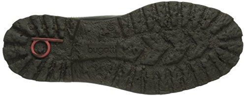 Bugatti U89594, Bottes Classics courtes, doublure chaude homme Schwarz (schwarz 100)