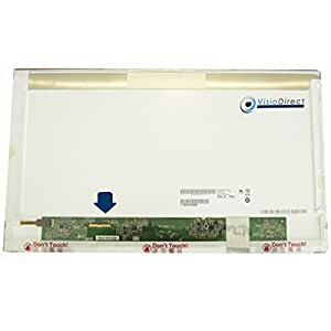 "Visiodirect® Dalle Ecran 17.3"" LED pour ordinateur portable SAMSUNG NP300E7A-S04FR 1600x900 WXGA"
