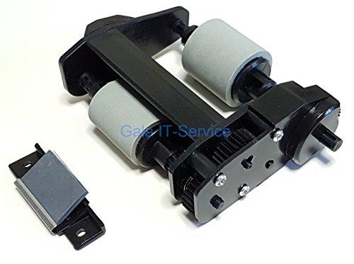 Adf-roller (5851-3580 5851-2559 Vikatec® ADF Pickup Roller Reparatur Set für HP CM1312 CM2320 3050 3390 M1522)