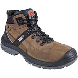 WÜRTH MODYF Chaussures de sécurité Montantes Corvus s3 Brunes - Taille 47