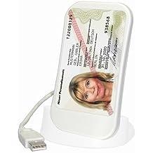 SCM SCL011 - Lector USB de tarjetas inteligentes (para DNI electrónico)
