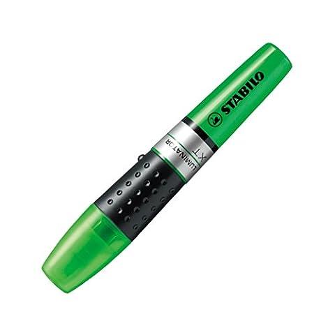 Stabilo Luminator Surligneur Stylo à bille avec encre Vert