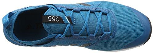 adidas Terrex Agravic Speed, Stivali da Escursionismo Uomo Blue