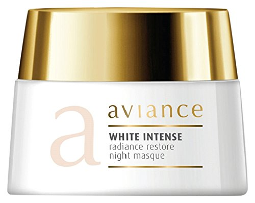 Aviance White Intense Radiance Restore Night Masque, 40g