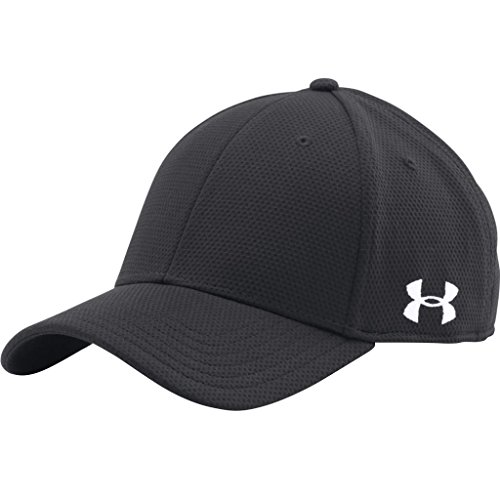 Under Armour 2018 Mens Hat UA Curved STR Brim Stretch Fit Performance Golf Cap