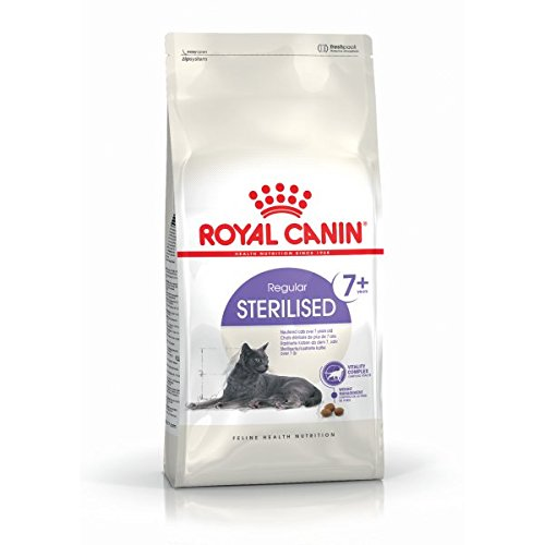 Royal Canin Feline Health Nutrition Sterilised +7 400 g -