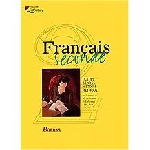 Français 2nde (Litterature)