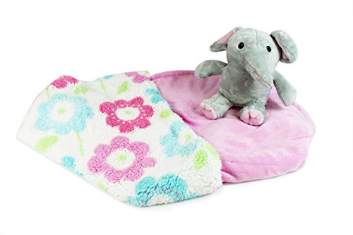 baby-blanket-sherpa-flannel-plush-toy-soft-newborn-gift-nursery-luxury
