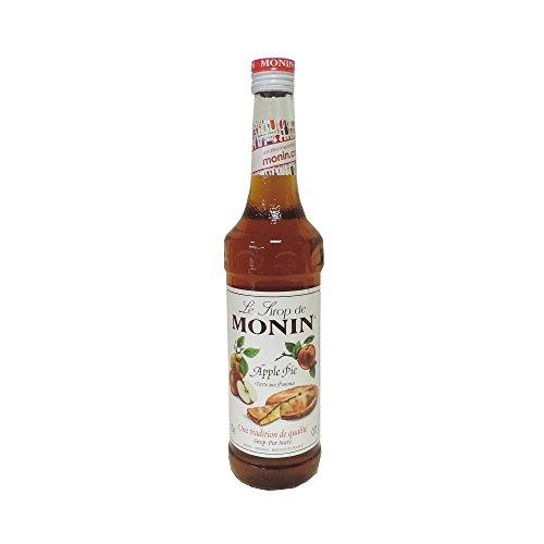 Monin - Apple Pie Syrup Tarte aux Pomme - 700ml (Case of 6)