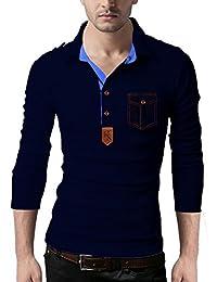 Seven Rocks Regular Fit Men's Cotton T-Shirt (T10)