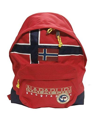 Napapijri Back Pack Zaini Nuovo Taglia Unica Acc.