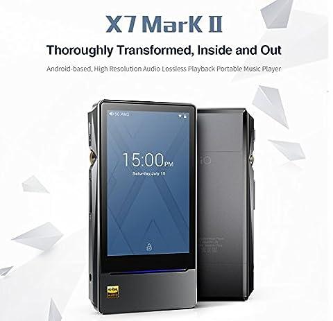FiiO Baladeurs audiophiles X7 Mark II + AM3A