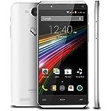 """Energy Phone Pro Qi - Smartphone libre de 5"""" (Bluetooth, Octa Core, 32 GB de memoria interna, 2 x SIM, Qi, GPS, NFC y MHL), color negro"""
