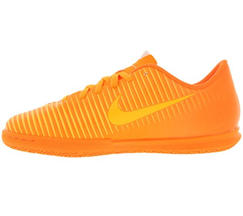 Nike 831953-888, Chaussures de Football en Salle Mixte Adulte Orange