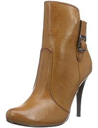 BUFFALO Y433-41 P1799c Leather Pu - Botas Mujer