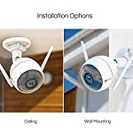 EZVIZ-CTQ3W-Telecamera-da-esterno-telecamera-Wi-Fi-esterno-720p-con-visione-notturna-fino-a-30m-sistema-dallarme-con-luce-stroboscopica-e-sirena-IP66-compatibile-con-Alexa-e-Google-Home