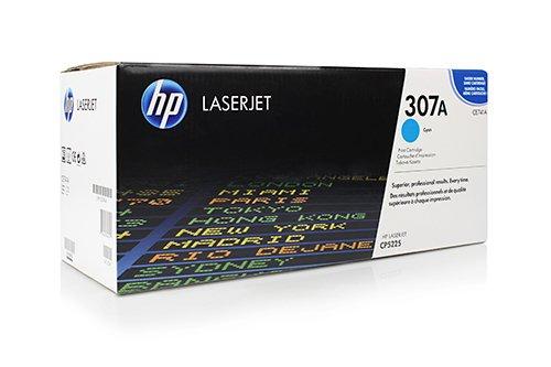 307A, für Color Laserjet CP 5200 Series Premium Drucker-Kartusche, Cyan, 7300 Seiten ()