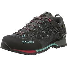Mammut Ridge Gtx, Zapatos de Low Rise Senderismo para Mujer