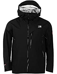 Karrimor Mens Hot Rock Jacket Waterproof Windproof Breathable Hooded Full Zip