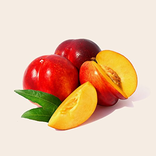 Nektarinen gelb fleischig frisch, große Früchte 10 Stück/Packung