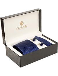 Cazzano Printed Men's Tie Set (TCPNC238)