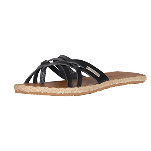 Volcom Check In Women's Sandal Vintage Black