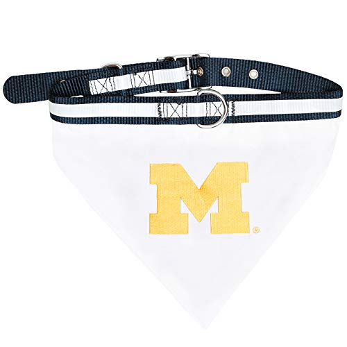 Mirage Michigan Wolverines Bandana