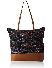 Kanvas Katha Stylish Digital Printed Tote Bag Collection For Women (Multicolor)