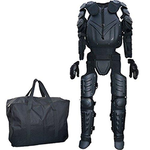 Commando Industries CI SWAT Protektoren Schutzanzug SWAT Polizeianzug Körperpanzerung Gr. M-XL (XL)