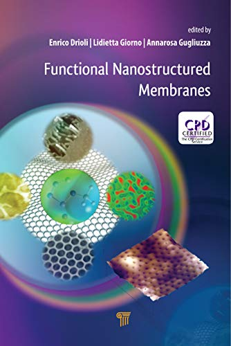 Functional Nanostructured Membranes (English Edition)