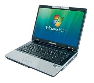 """Medion MIM2290 Ordinateur portable Ecran TFT 15,4"""" Intel Core 2 Duo T5750 (2.0 GHz) HDD 250 Go RAM 2048 Mo Geforce 8600M GS Graveur DVD Webcam / Wifi Vista Home Premium"""