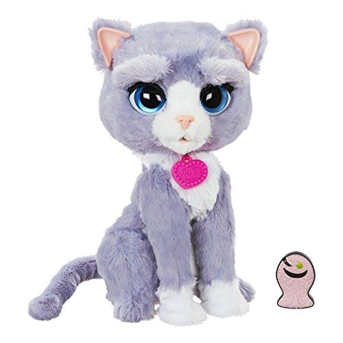 FurReal Friends Peluche Gatita Bootsie (Hasbro B5936EU4)