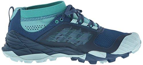 Merrell ALL OUT TERRA TRAIL Damen Traillaufschuhe Blau (BLUE / AQUA)