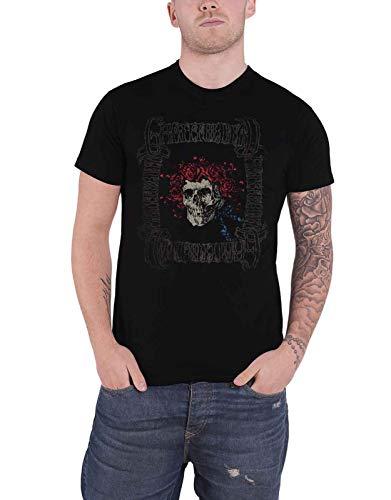 Grateful Dead T Shirt Bertha Band Logo Box Nue offiziell Herren