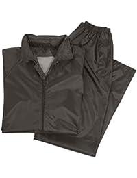 Miltec Tenue de pluie composée d'une veste et d'un pantalon