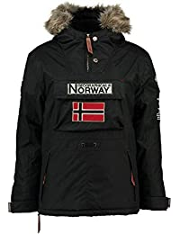 Geographical Norway Parka NIÑO Boomerang 068 rol 7+BS