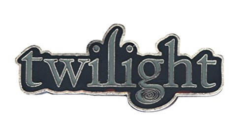 Twilight Logo-Pin Anstecker aus Metall