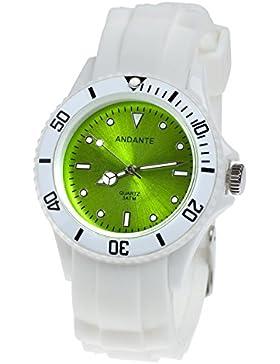 Andante as-5009–Armbanduhr Unise