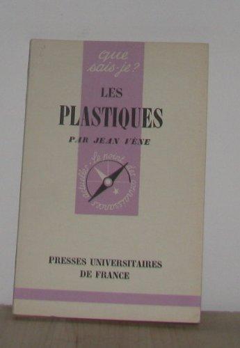 Les plastiques par Vène Jean