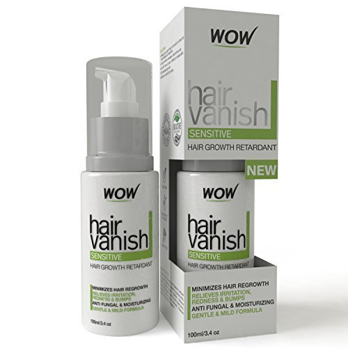 WOW Hair Vanish Sensitive - 100 ml