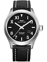 GLYCINE INCURSORE relojes hombre 3922.19L LB9B