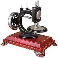 JUANJUAN Boutique Tienda de Ropa de artesanía cafetería decoración Creativa máquina de Coser decoración ...