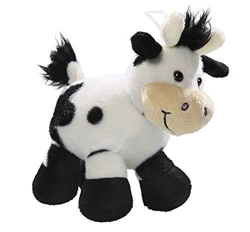 Nicotoy Floppy vaca con granos de peluche 27/cm