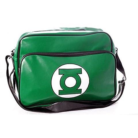 Green Lantern - Logo - Tasche Messenger Bag | Original | DC Comics
