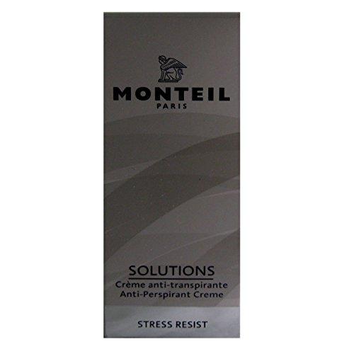 Anti Perspirant Deo-creme (Monteil Solutions Anti Perspirant Creme, 1er Pack, (1 x 40 ml))