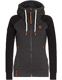 Naketano Female Zipped Jacket Mach klar jetzt III